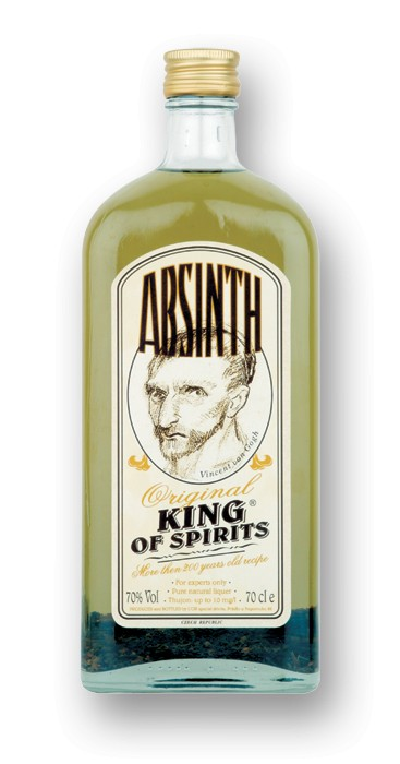king of spirits